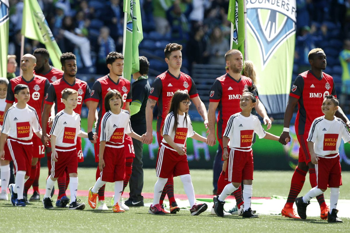 MLS: Toronto FC at Seattle Sounders FC