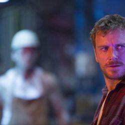 "Michael Fassbender is Erik Lensherr/Magneto in ""X-Men: Apocalypse."""