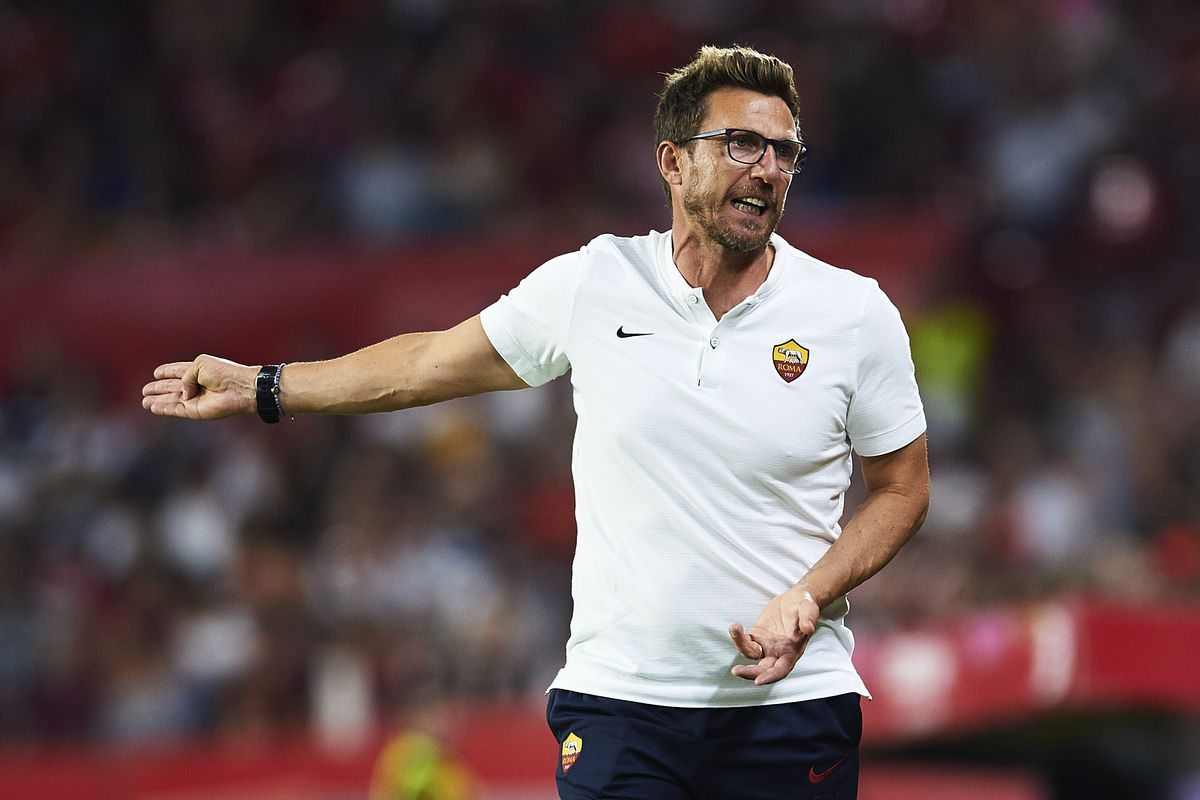 Sevilla FC v AS Roma - Pre Season Friendly