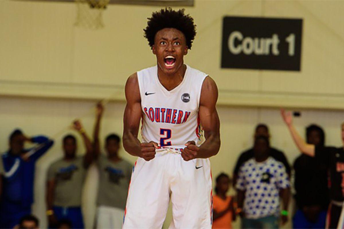 Alabama Basketball Recruiting Profile: PG/SG Collin Sexton ...