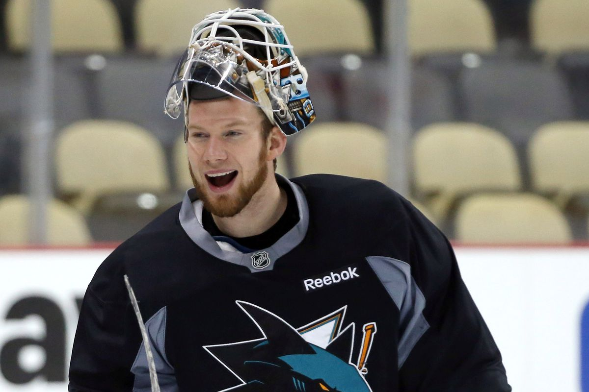 Reimer is probably the best option for the Flames this offseason.