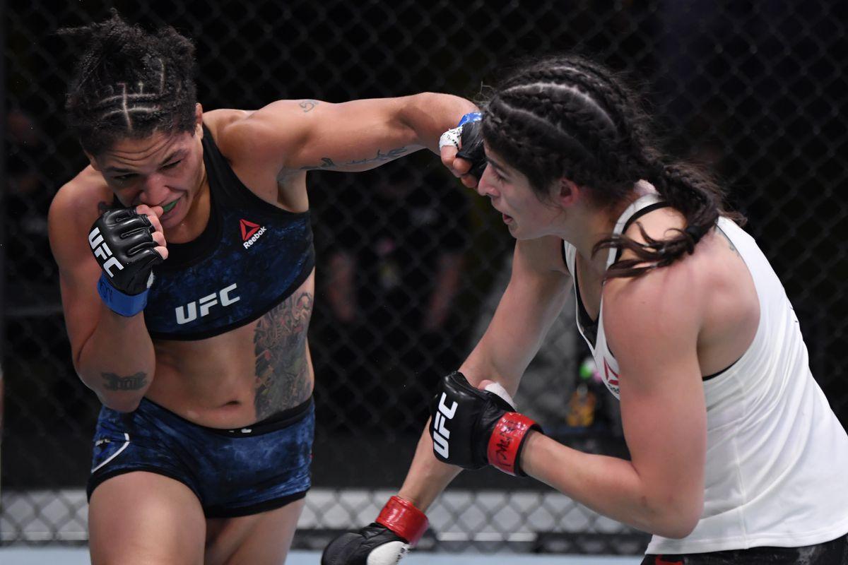 UFC Fight Night: Avila v Eubanks