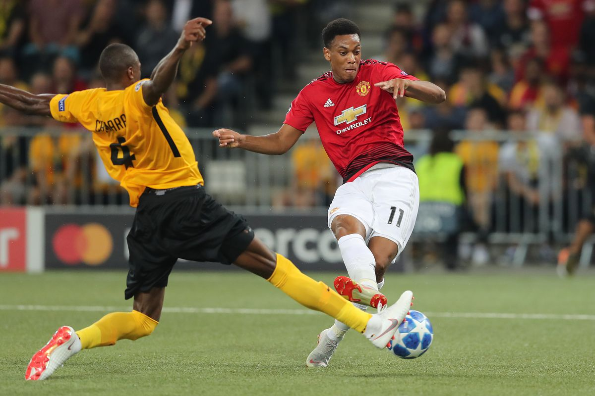 Preview Manchester United Vs Young Boys The Busby Babe
