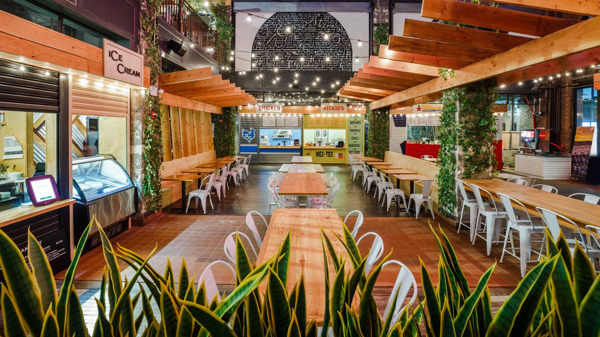 Hill Country Food Park Opens In Downtown Brooklyn With