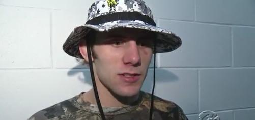 Alex Meyer hat