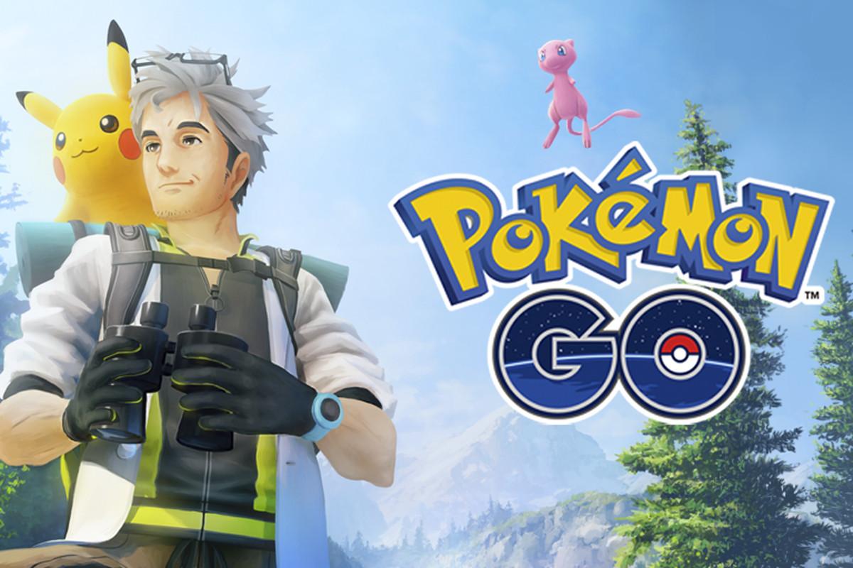 pokemon go research update — mew