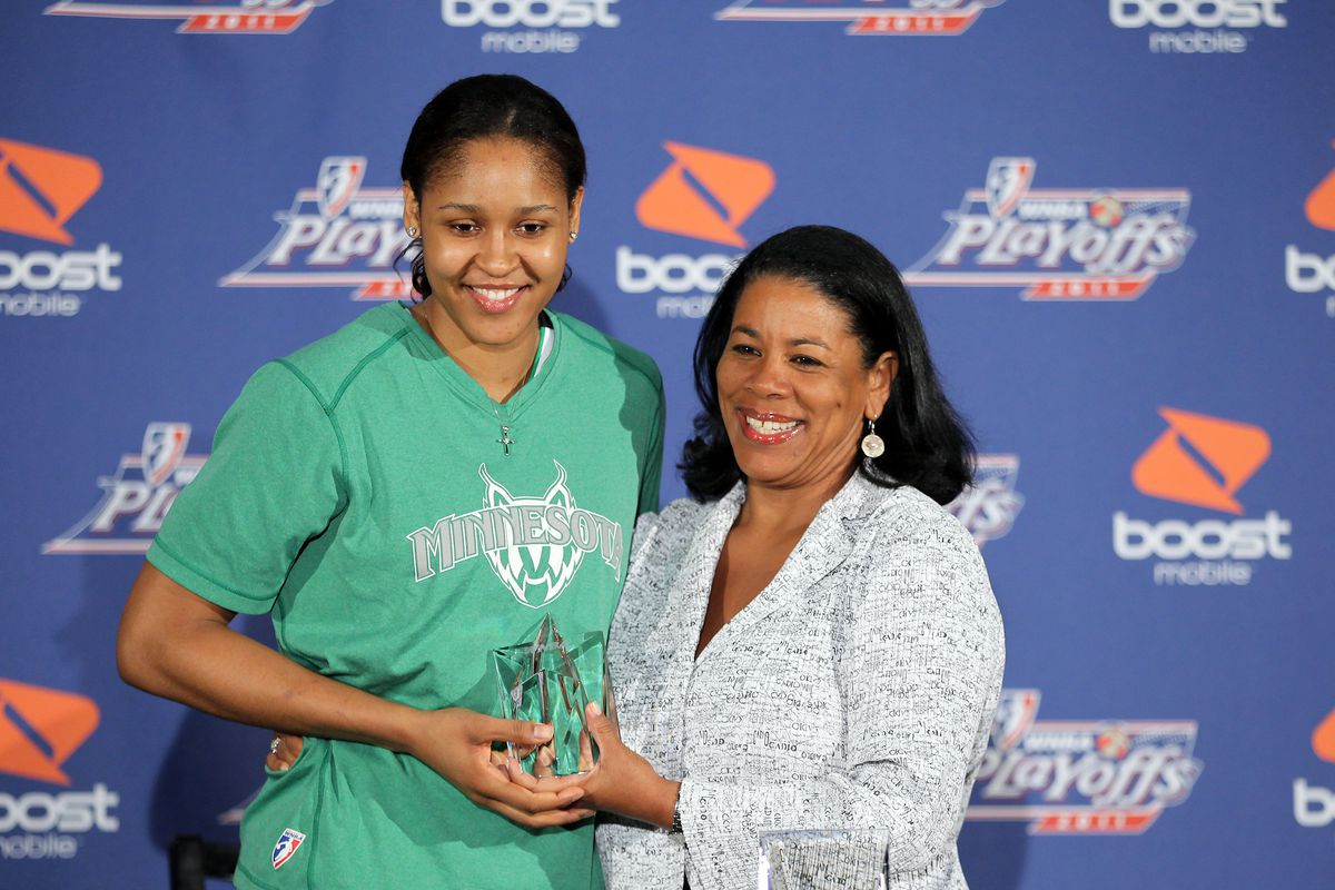 WNBA Coach, Rookie Awards Go To Reeve and Moore of Lynx