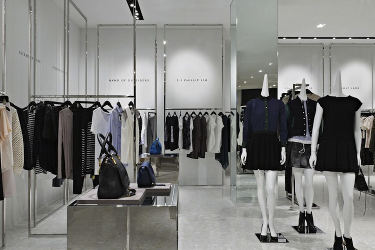 All images courtesy of Barneys New York