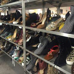 The sale shoe salon