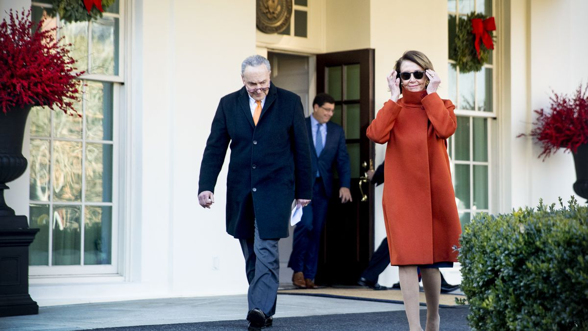 Chuck Schumer and Nancy Pelosi: leadership and 2020 elections