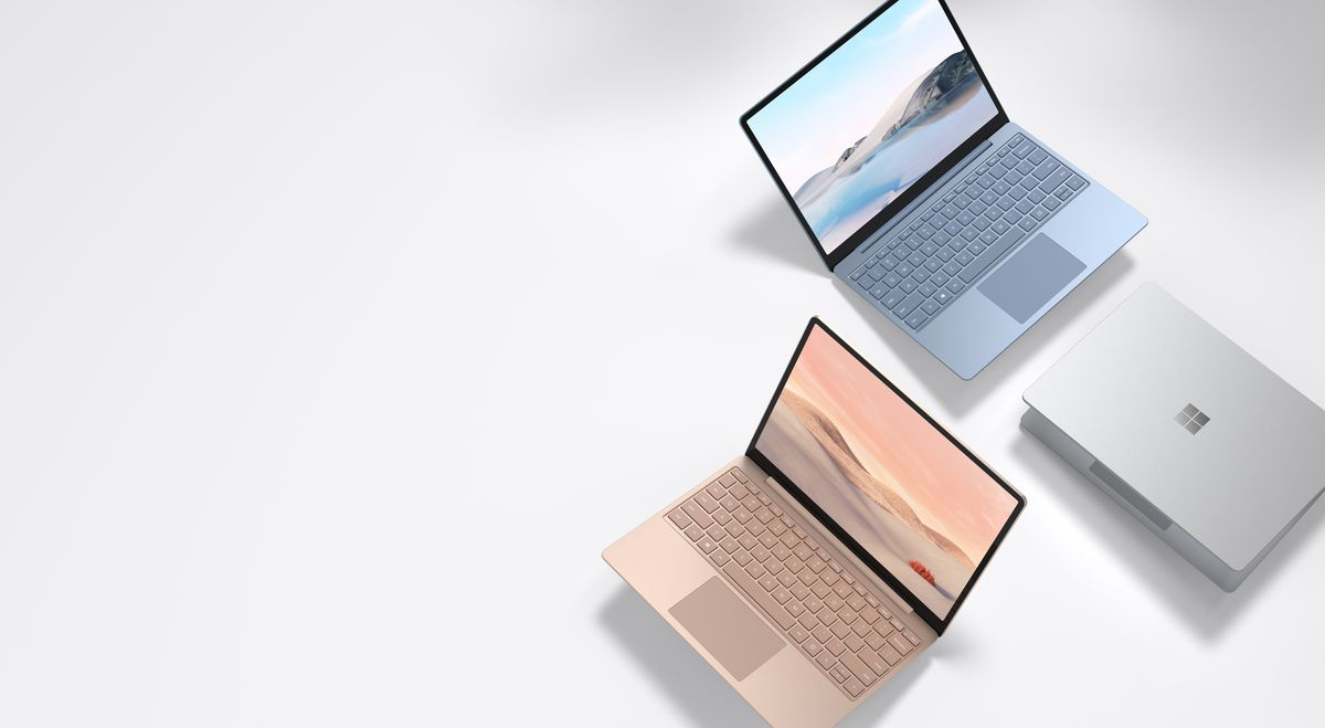 Surface Laptop Go: Microsoft's 12.4-inch laptop for $549 - The Verge