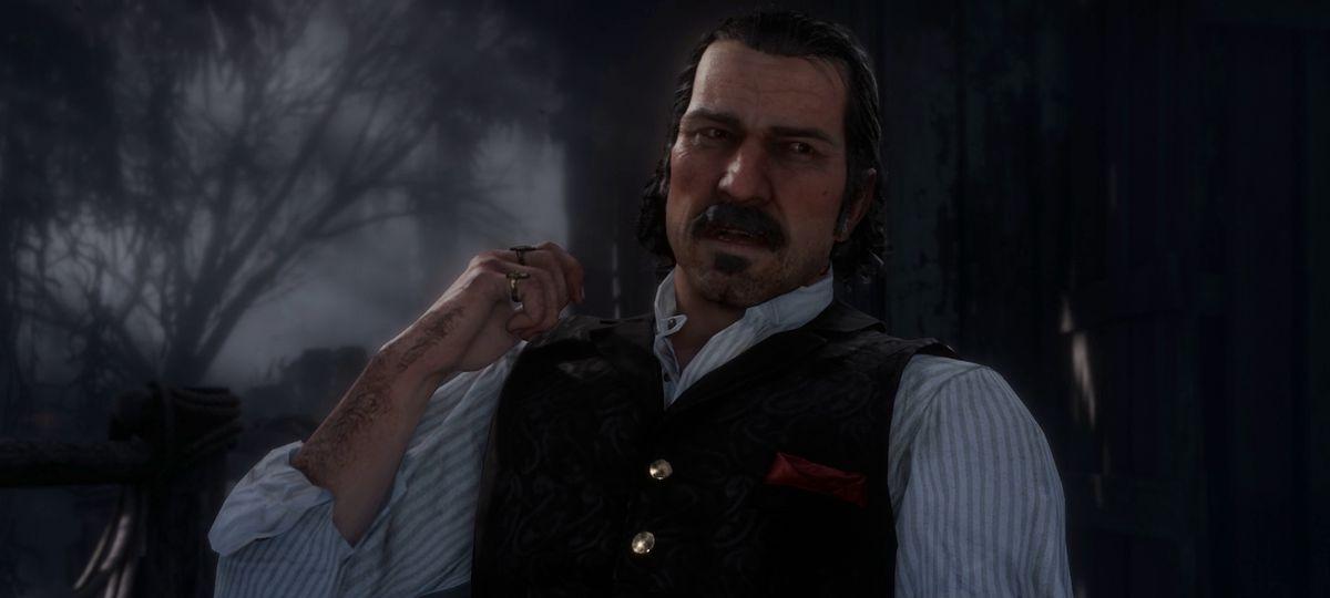 Red Dead Redemption 2 - Dutch van der Linde