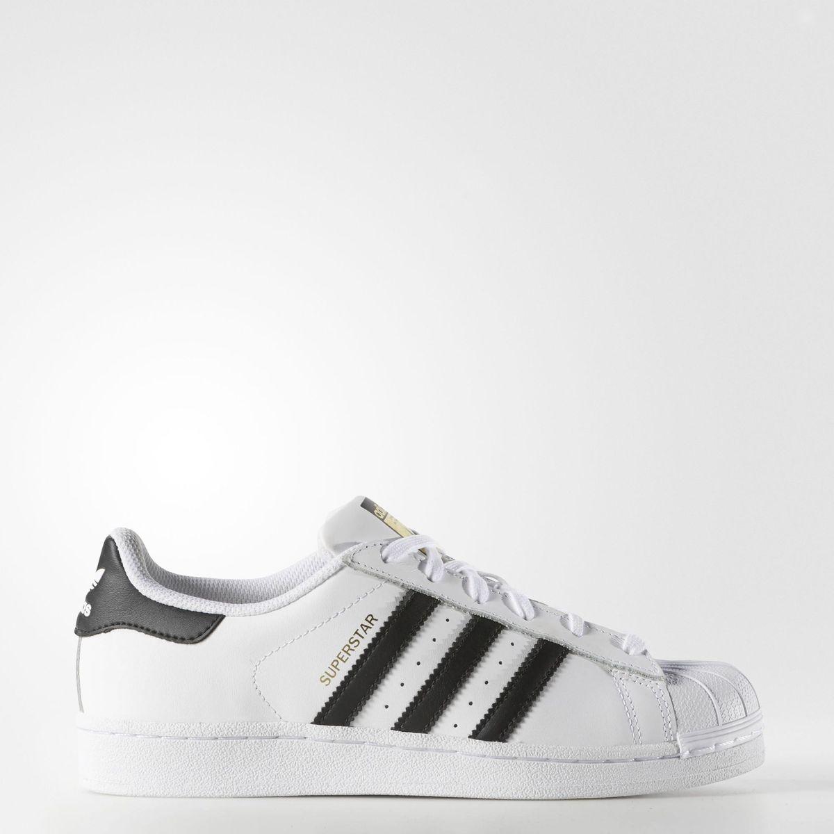 Adidas Originals Superstar Shoes, $80