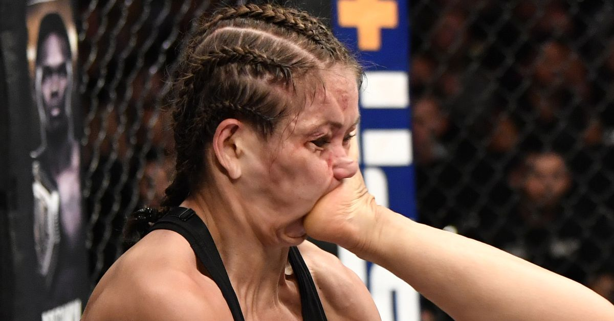 Kowalkiewicz releases statement after pic of UFC Auckland loss goes viral