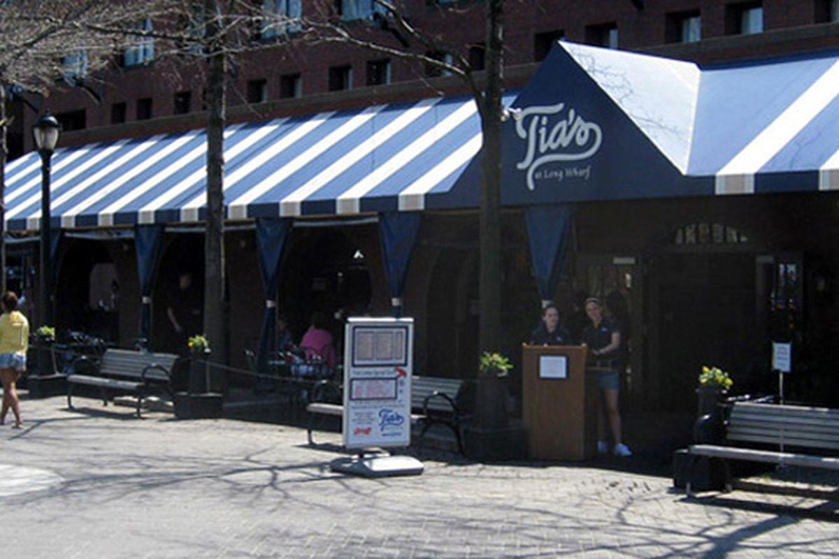 Tia's Long Wharf will soon accommodate 550 customers