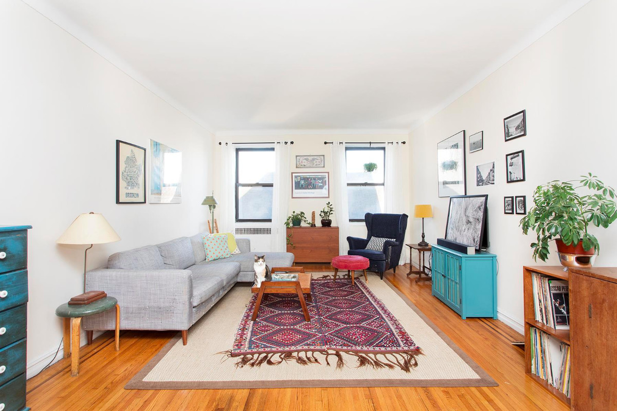 This Cute Kensington Co Op Could Be The Perfect Starter Apartment