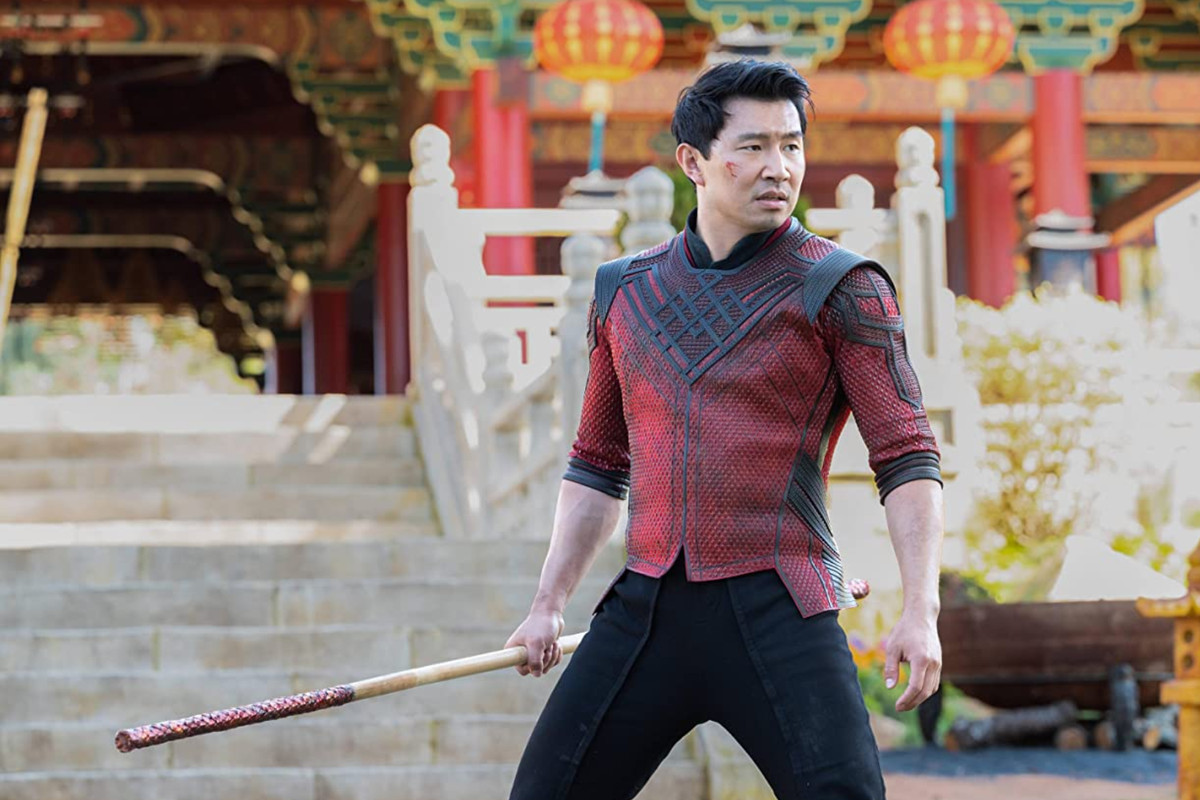 """""""Shang-Chi and the Legend of the Ten Rings"""""""