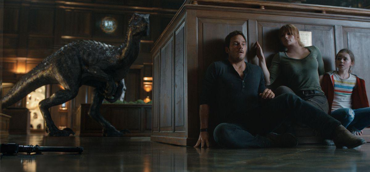 Jurassic World Falling Kingdom Review A Breathtaking