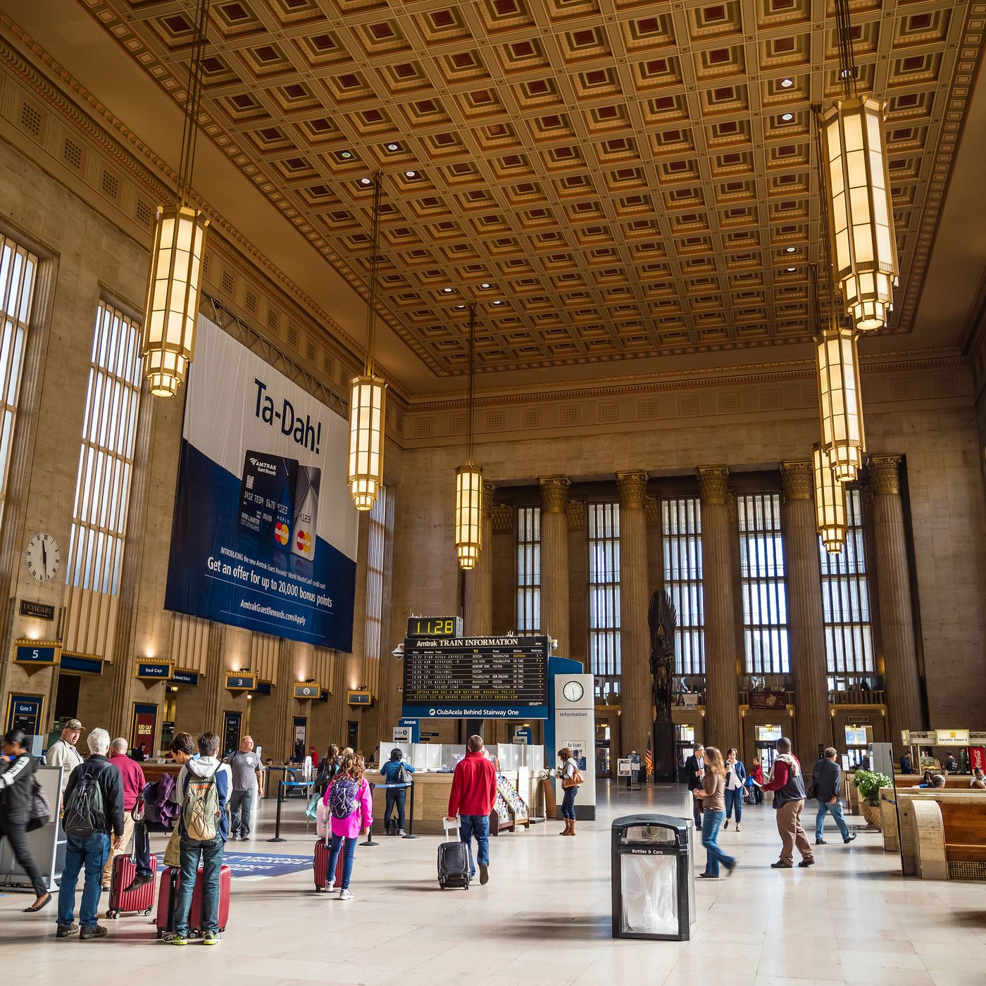 30th Street Station in Philadelphia: Everything you need to