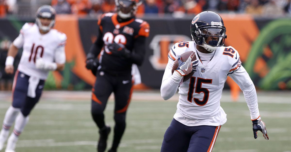 Making The Most of Opportunity: The Bears Receivers 2015-2017