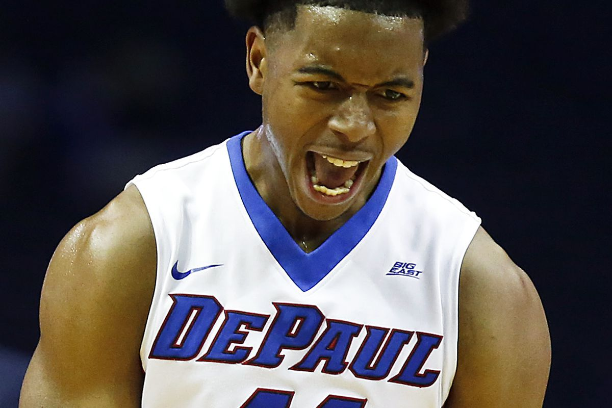 NCAA Basketball: George Washington at DePaul