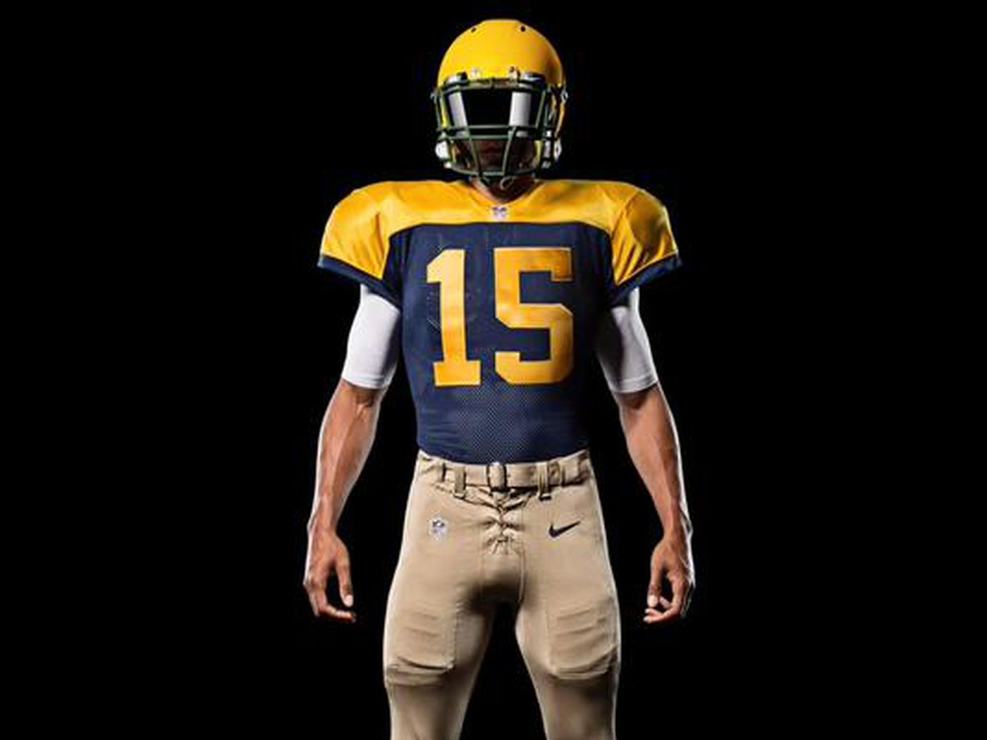 0d24793b Packers unveiled alternate uniforms that are throwbacks to ...