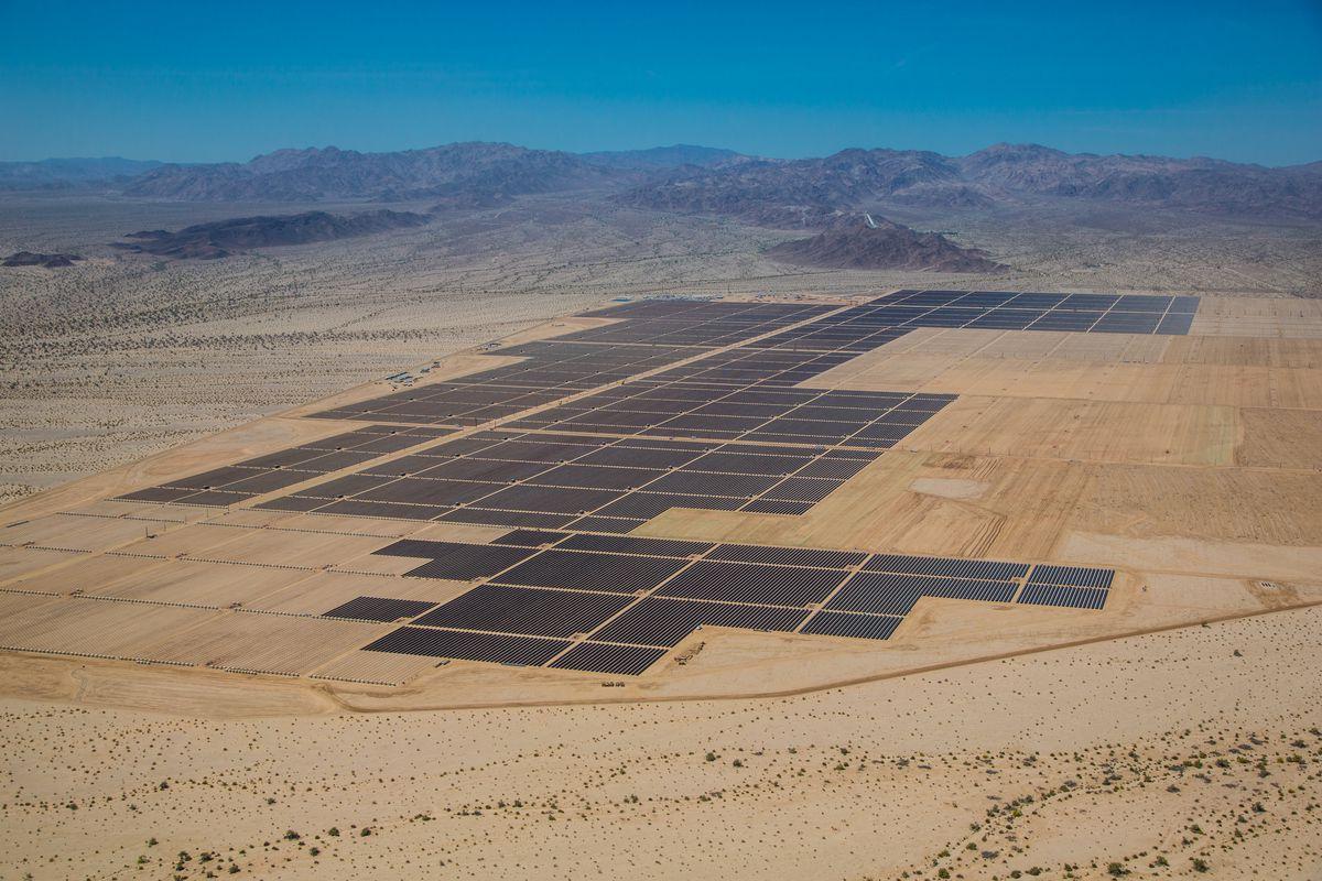 USA - Energy - Solar Farm