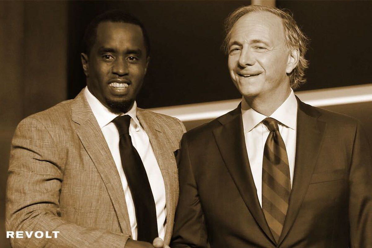 Diddy, Ray Dalio