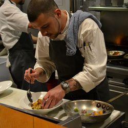 Chef Lewis Guarasci