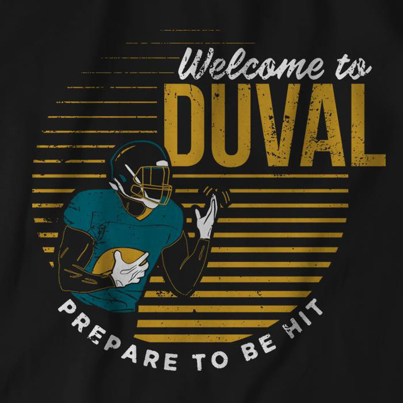 pretty nice 8b15e 7423c Welcome to Duval shirt now available - Big Cat Country