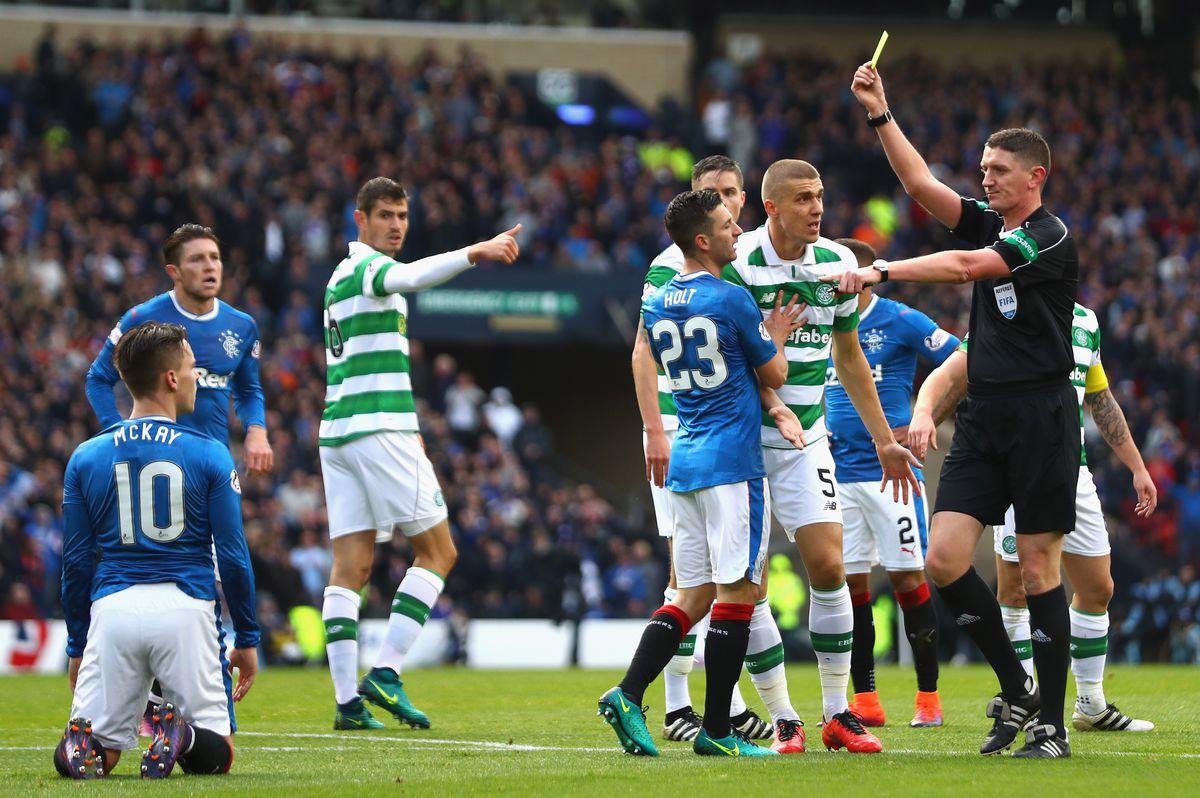 Rangers v Celtic - Betfred Cup Semi Final