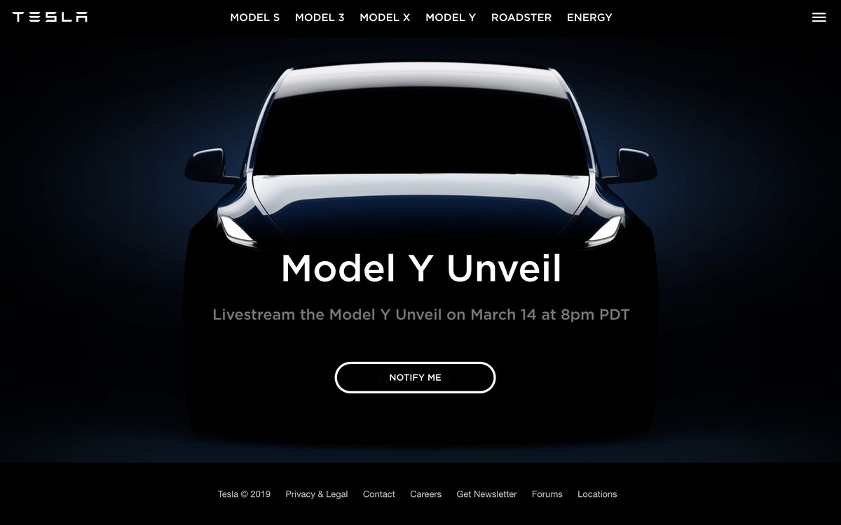 Tesla Careers Login >> The Model Y Will Be A Test Of Tesla S Popularity The Verge