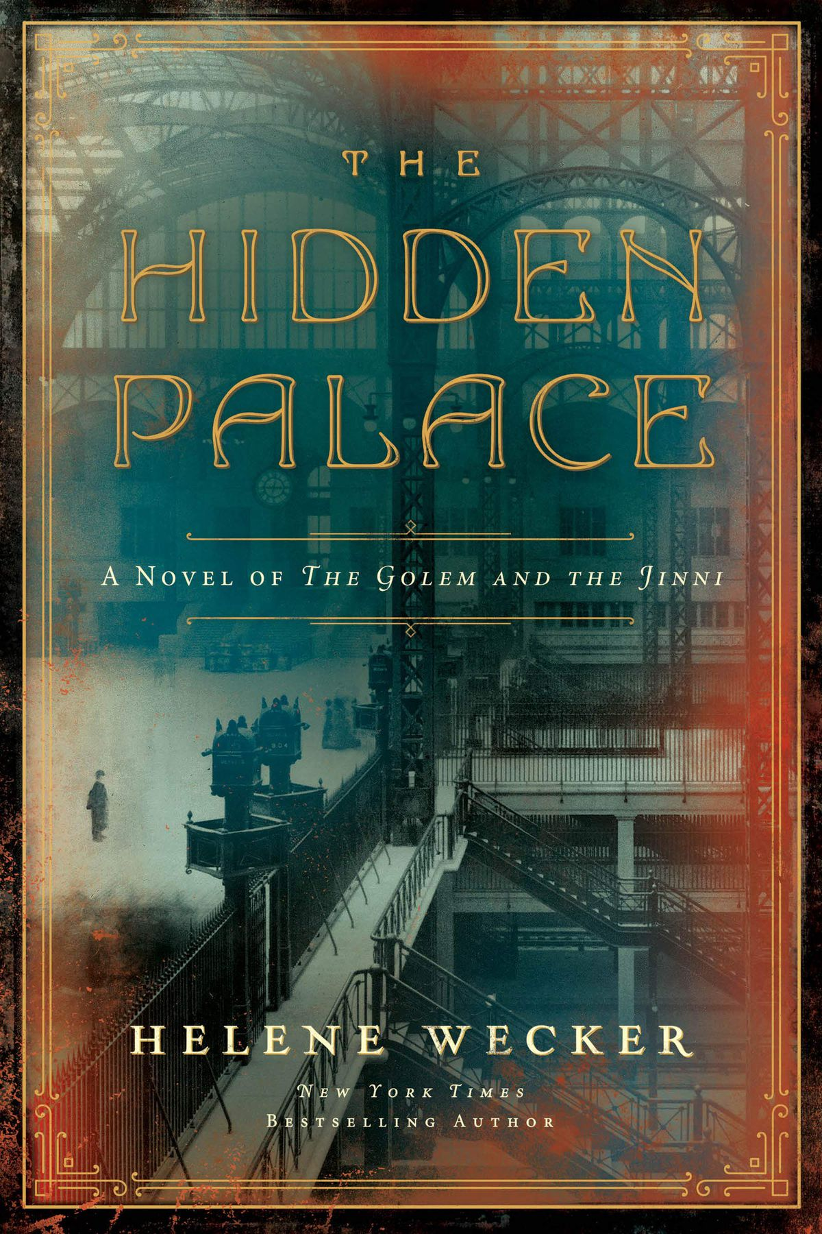 The Hidden Palace book cover