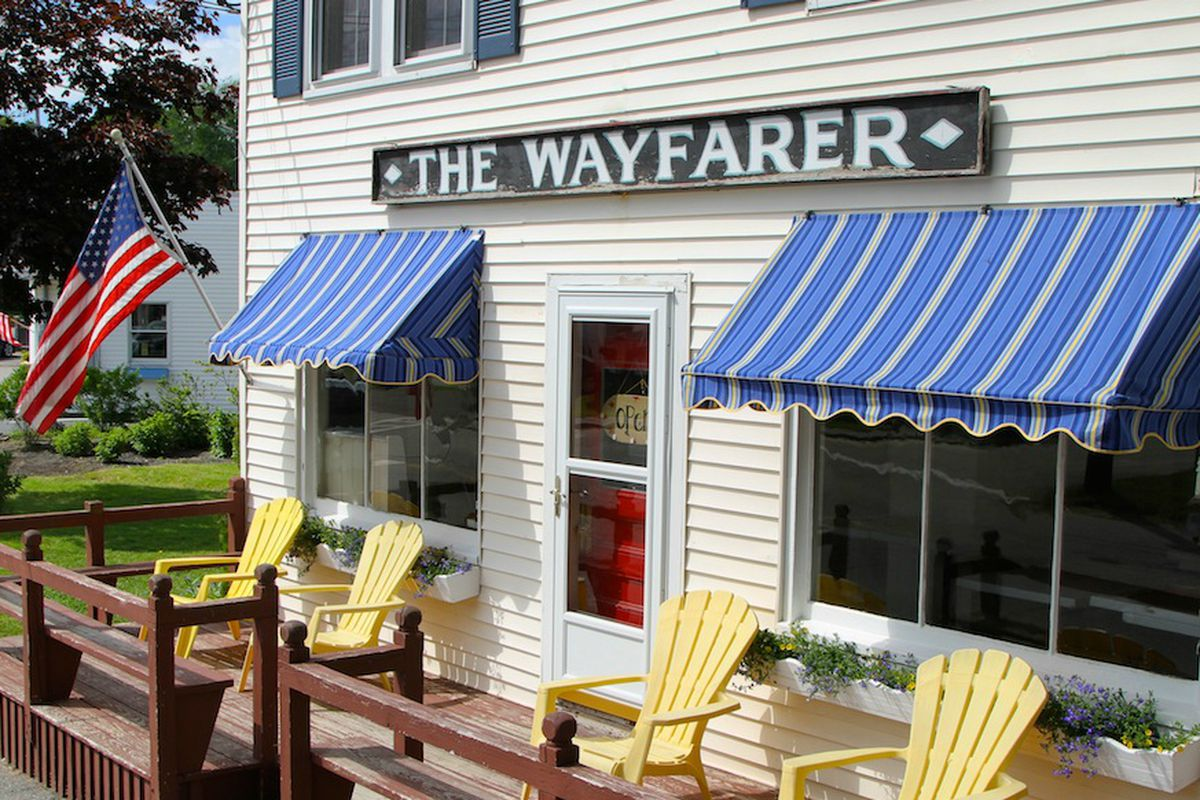 The Wayfarer Re Opens Today With Chef Brendan Levin At The Helm See