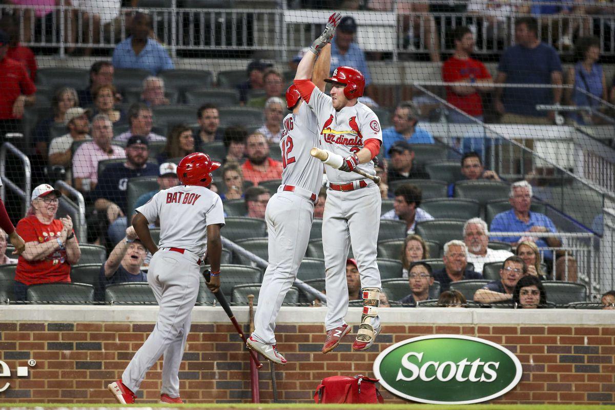 MLB: St. Louis Cardinals at Atlanta Braves