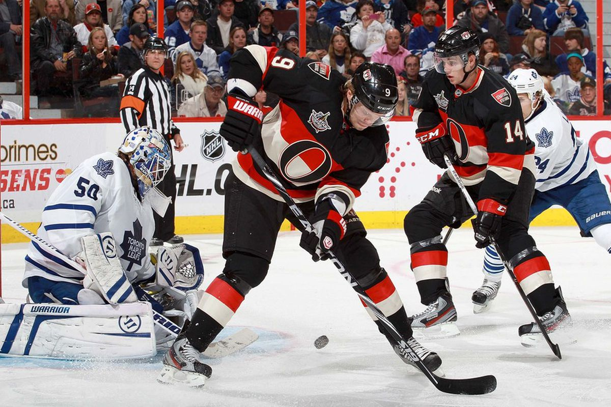 Milan Michalek has been one of the big reasons for Ottawa's recent success. (Photo by Jana Chytilova/Freestyle Photography/Getty Images)