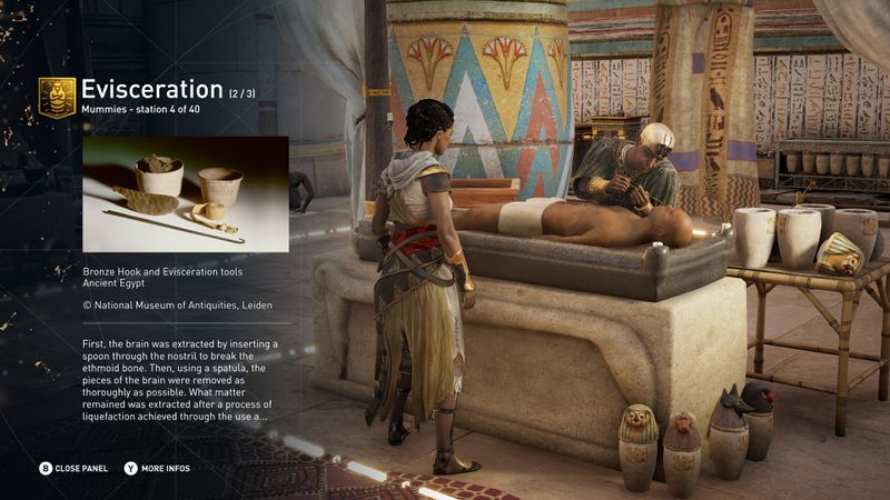 Resultado de imagem para assassins creed origins discovery tour