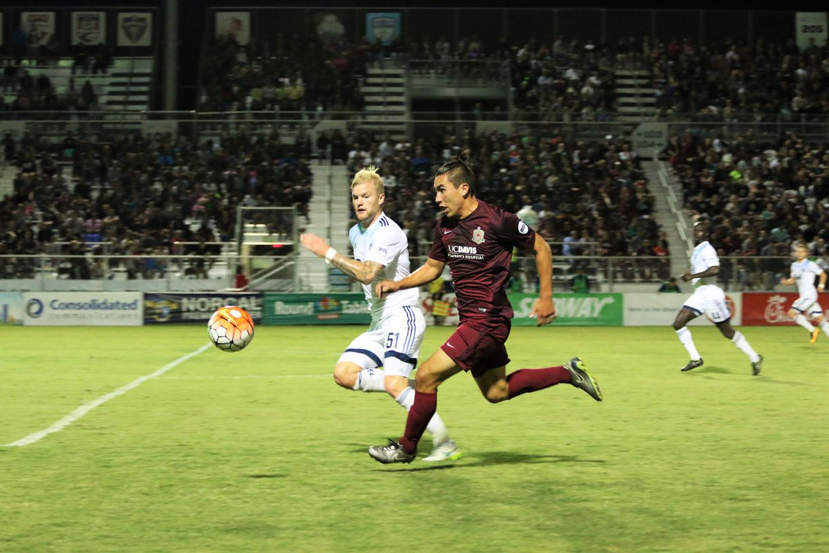 Republic FC leads the way, but WFC2 could sneak into the top spot