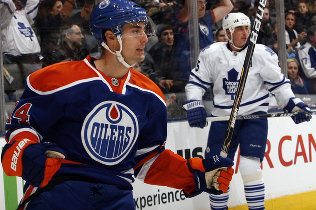 May you lead the Oilers in scoring for more than the next 6 years Jordan.