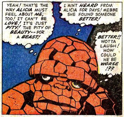 Ben Grimm The Thing