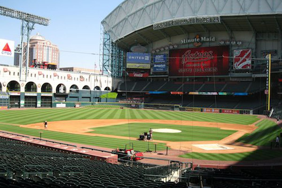 Astros Announce Fan And Food Friendly Initiatives Eater Houston