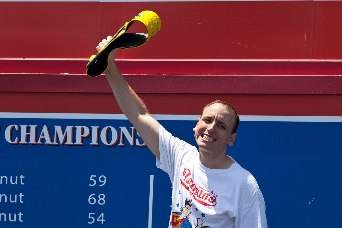 Hot Dog Eating Contest odds 2019: Joey Chestnut heavy favorite again
