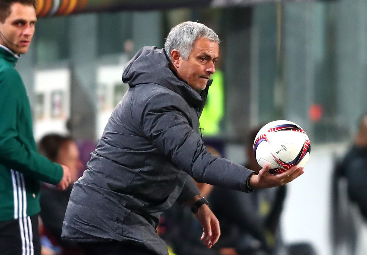RSC Anderlecht v Manchester United - UEFA Europa League Quarter Final: First Leg