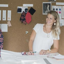 Chalise Southwick's career as a seamstress began at an early age, sewing everything from dresses for her dolls to dresses for her older sister to wear to high school prom. Southwick established her online women's apparel company, Modique, in 2012.