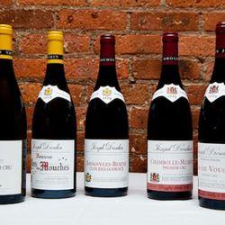 Joseph Drouhin wines