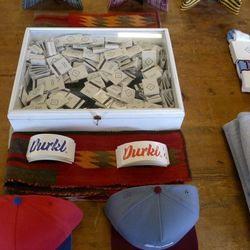 """<a href=""""http://www.durkl.com"""">Durkl</a> told us that they are on track for a summer opening at Maketto, and that folks at Thread loved Durkl's new bucket hats."""