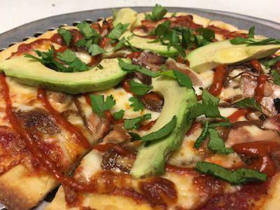 Gino's East Pizza Carinitas