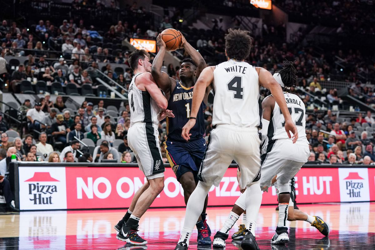 It S Time For Spurs Vs Pelicans January 22 2020 8 30 Pm