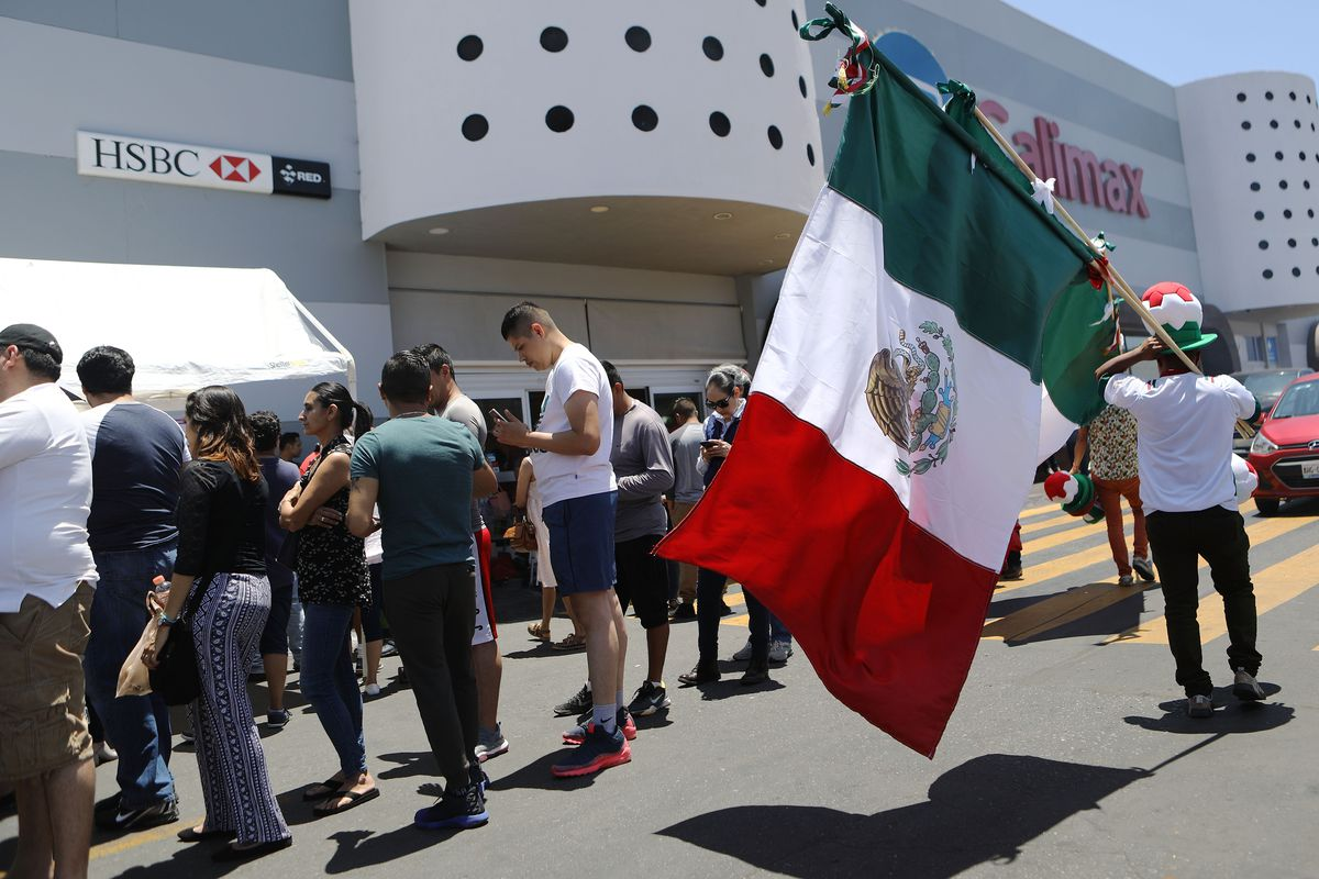 Presidential Elections Held In Mexico