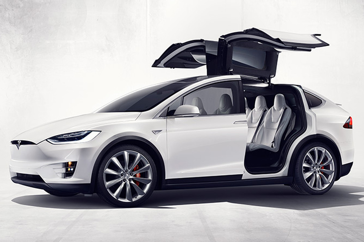 Model X \'malfunctions\' are hurting Tesla\'s reliability score - The Verge